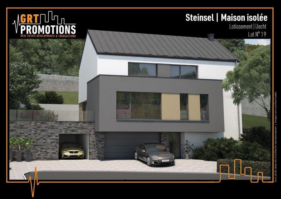 acheter maison 4 chambres 181 m² steinsel photo 1