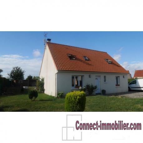 acheter maison 5 pièces 115 m² conchil-le-temple photo 1