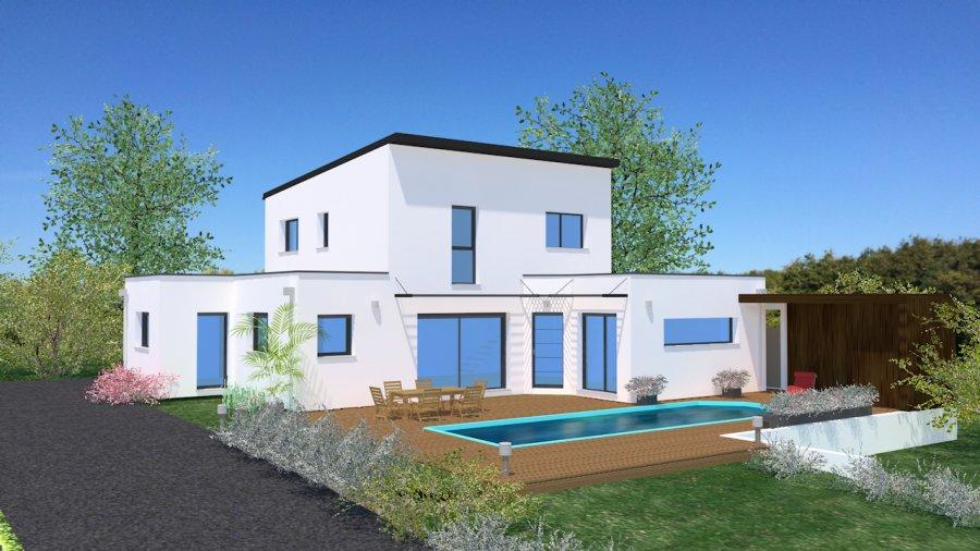 Maison individuelle en vente haute goulaine 115 m for Maison individuelle a acheter