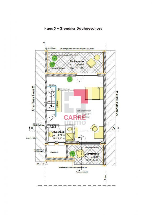 reihenhaus kaufen 4 schlafzimmer 178 m² dudelange foto 4