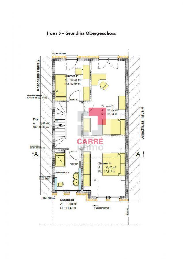 reihenhaus kaufen 4 schlafzimmer 178 m² dudelange foto 3