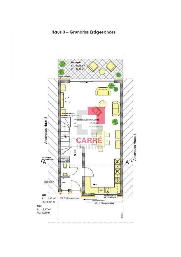 reihenhaus kaufen 4 schlafzimmer 178 m² dudelange foto 2