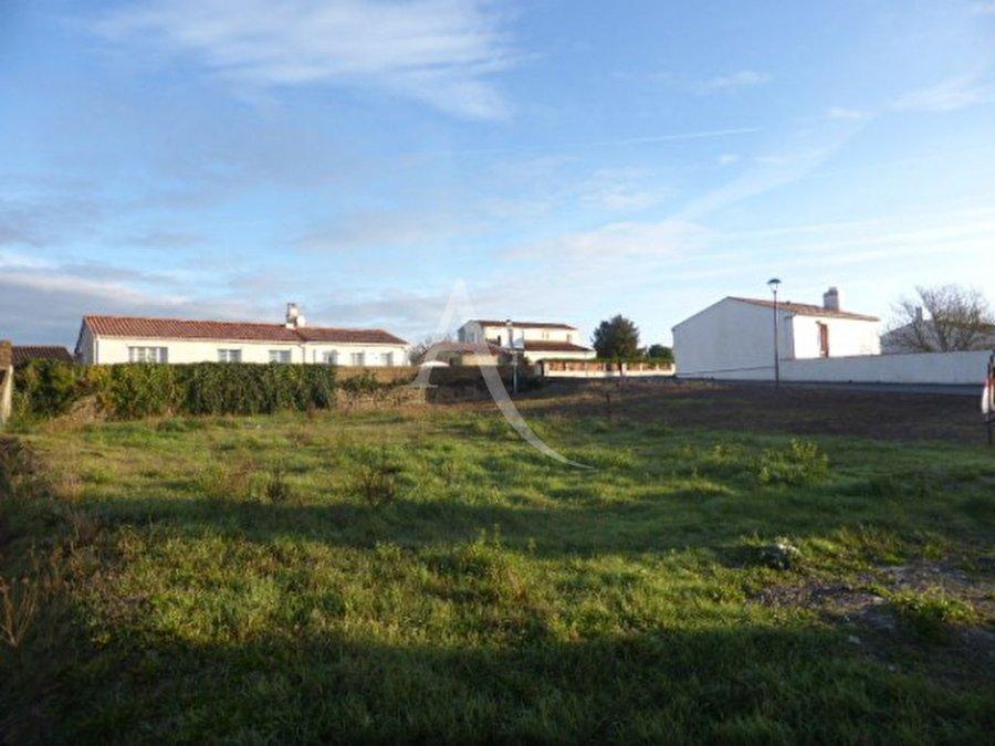 acheter terrain constructible 0 pièce 417 m² longeville-sur-mer photo 1