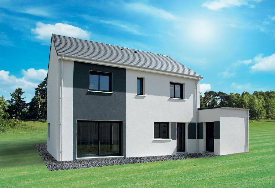 Maison individuelle en vente saint lyphard 107 m for Acheter maison saint xandre