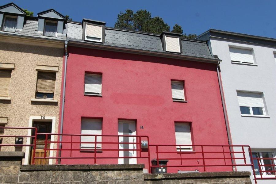 acheter maison 5 chambres 157 m² rumelange photo 1