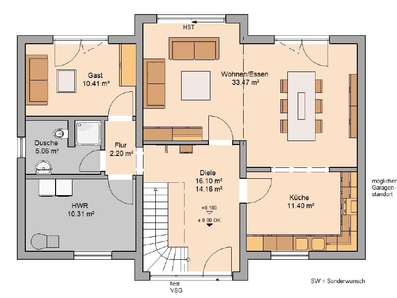 haus kaufen 6 zimmer 158 m² bleialf foto 3