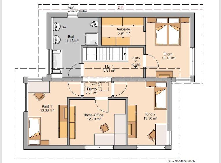 Maison à vendre 6 Pièces à Zemmer (DE) - Réf. 7137763