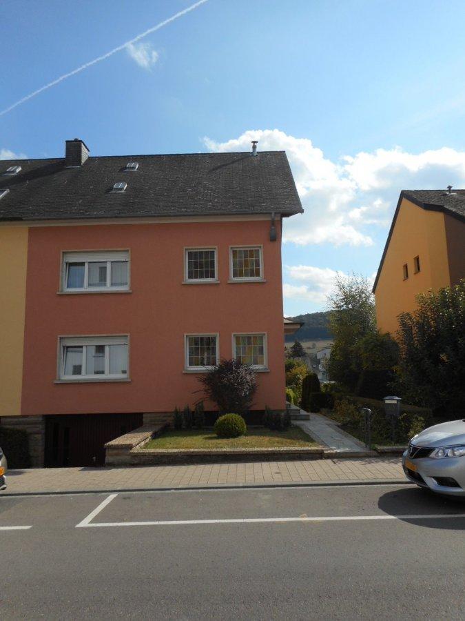 Maison jumelée à louer 3 chambres à Diekirch