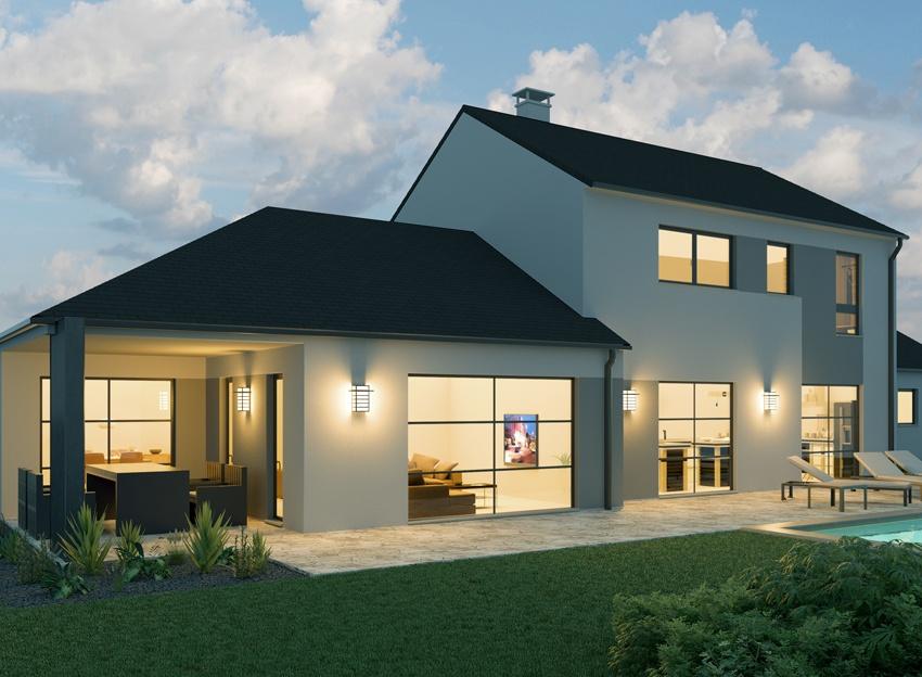 ▷ Maison en vente • Pornichet • 9 m² • 9 9 €  immoRegion