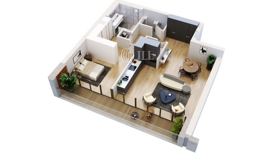 acheter appartement 1 chambre 86.77 m² luxembourg photo 1