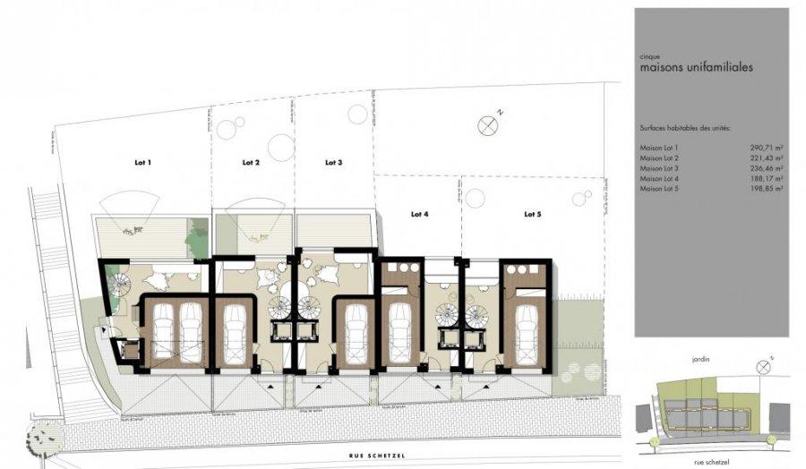 acheter maison jumelée 4 chambres 236 m² luxembourg photo 5