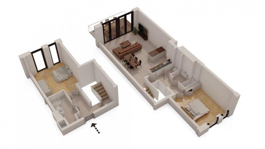 maisonette kaufen 2 schlafzimmer 99.66 m² belval foto 4