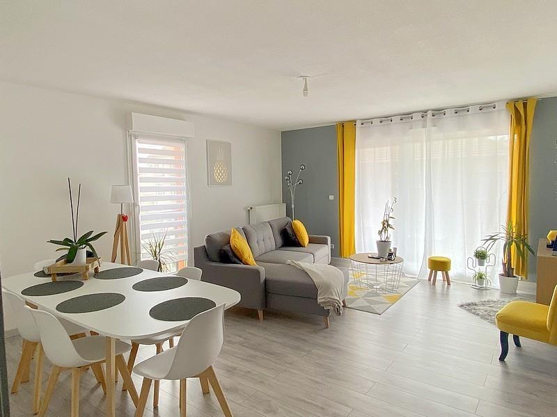 acheter appartement 3 pièces 69 m² essey-lès-nancy photo 1