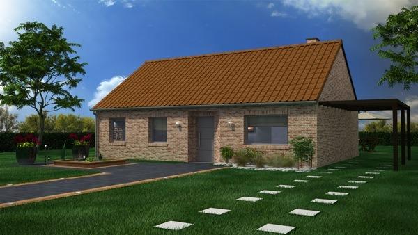 acheter maison 5 pièces 85 m² nieppe photo 1