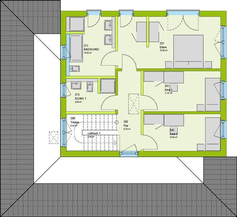einfamilienhaus kaufen 6 zimmer 198 m² merzig foto 3