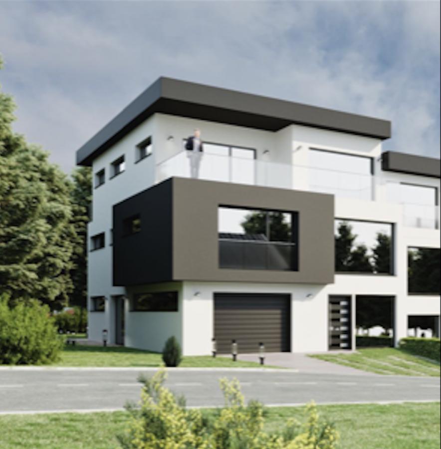Penthouse à vendre 3 chambres à Bergem