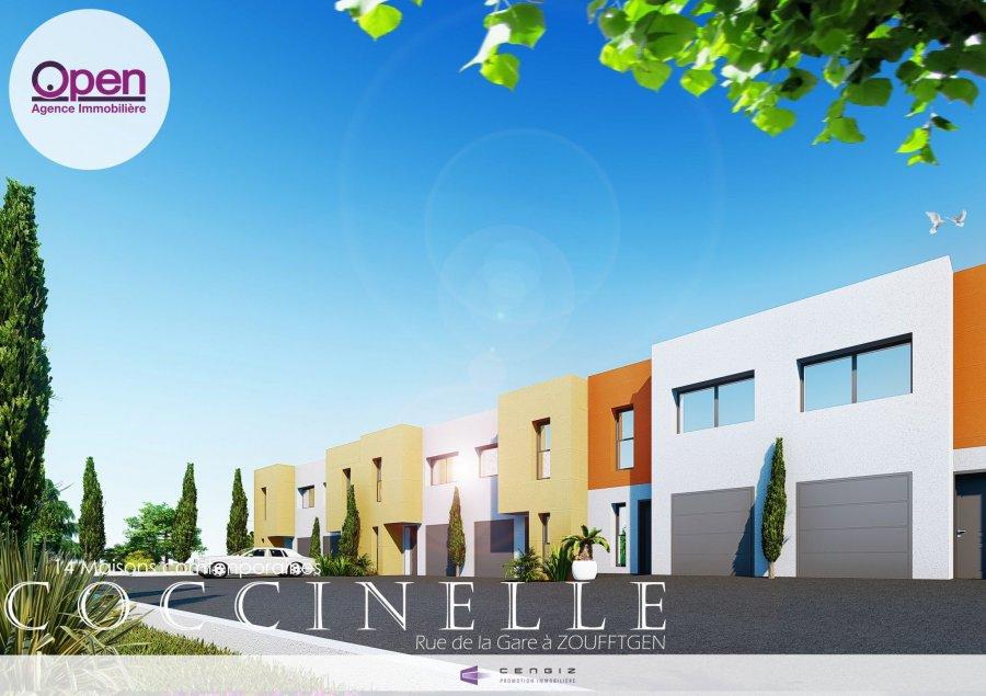 acheter maison 5 pièces 96.82 m² zoufftgen photo 1