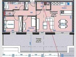 Apartment for rent 2 bedrooms in Wiltz - Ref. 7194355