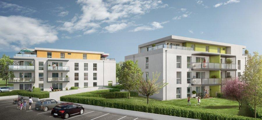 acheter appartement 3 pièces 63.63 m² blotzheim photo 1