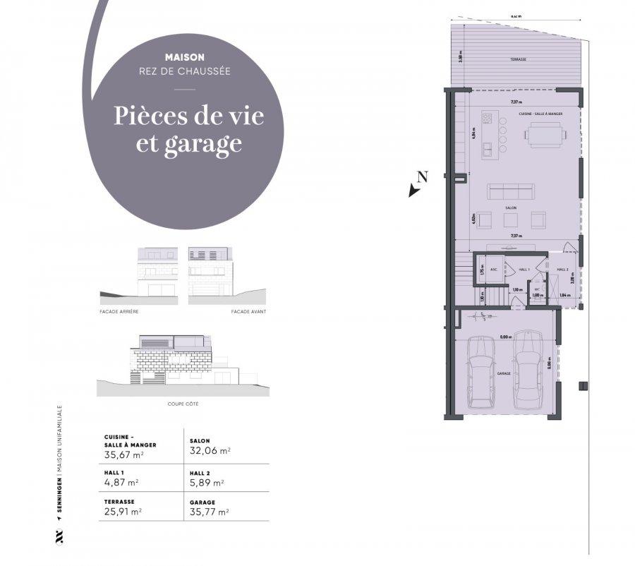 acheter villa 5 chambres 350 m² senningen photo 4
