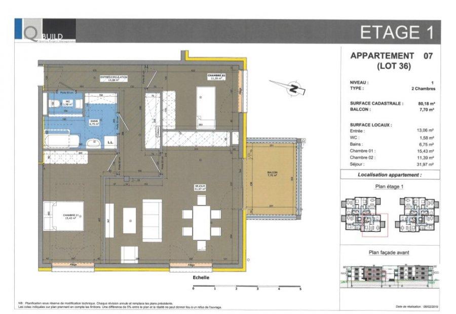 acheter appartement 4 pièces 80.18 m² cosnes-et-romain photo 1
