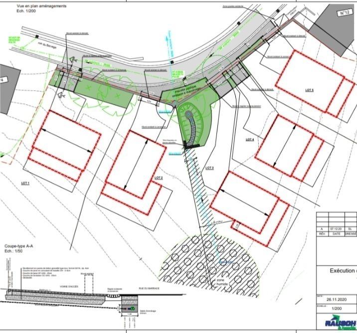 acheter terrain constructible 0 chambre 0 m² baschleiden photo 3
