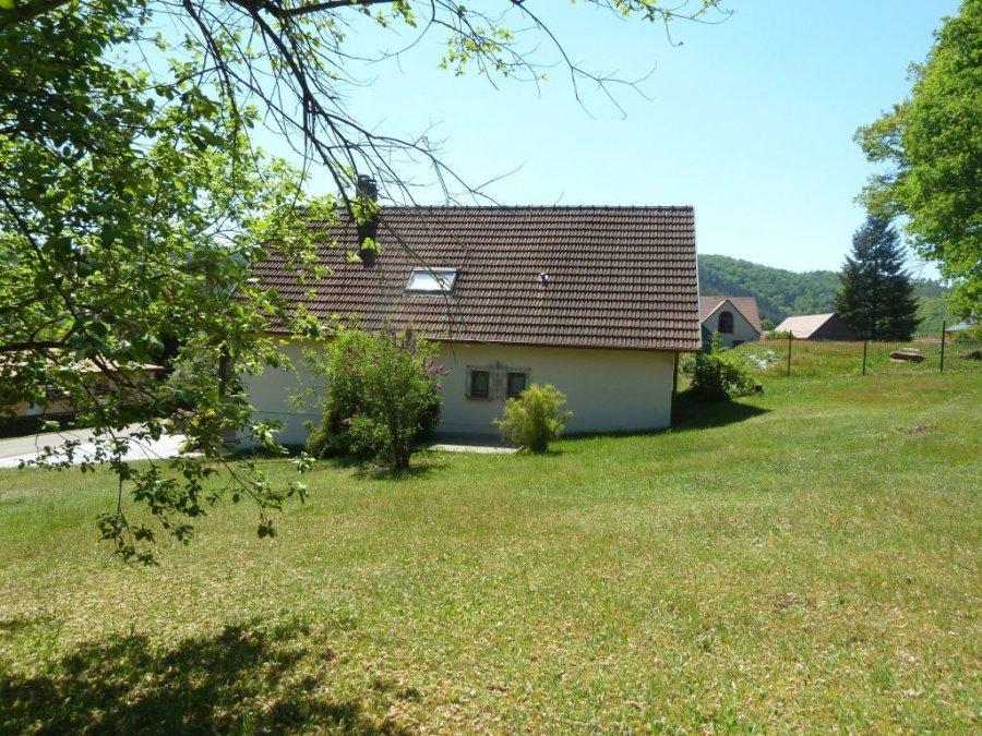 Maison à vendre F6 à A 15 minutes de Niederbronn