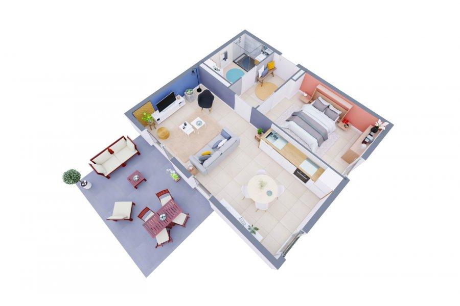 acheter appartement 2 pièces 48.32 m² metz photo 2