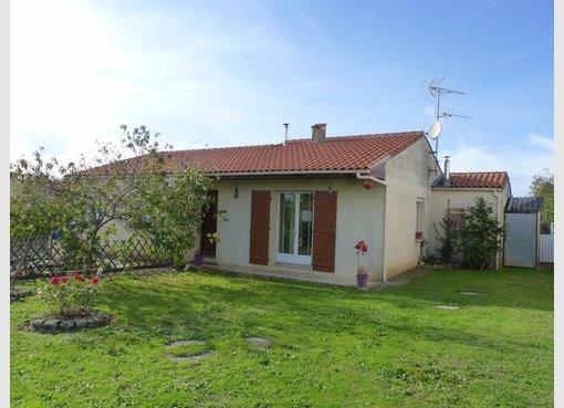 Vente maison 6 pi ces chantonnay vend e r f 5550067 for Maison de l emploi chantonnay