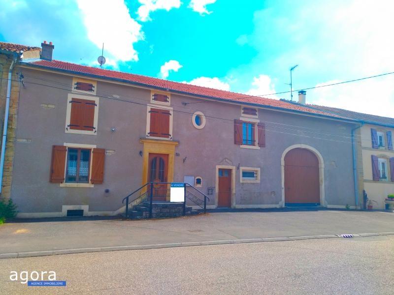 Maison à vendre F6 à Audun-le-roman
