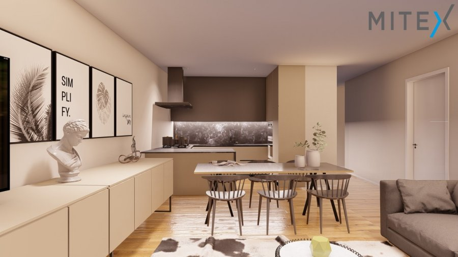 acheter appartement 3 chambres 120 m² dudelange photo 4