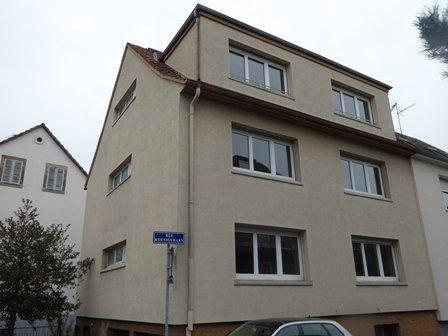Immeuble de rapport à vendre à Strasbourg