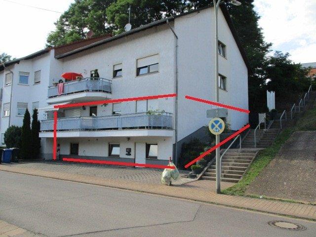 acheter appartement 6 pièces 126 m² wallerfangen photo 1