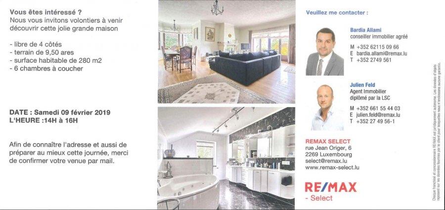 acheter maison 6 chambres 280 m² bech photo 3