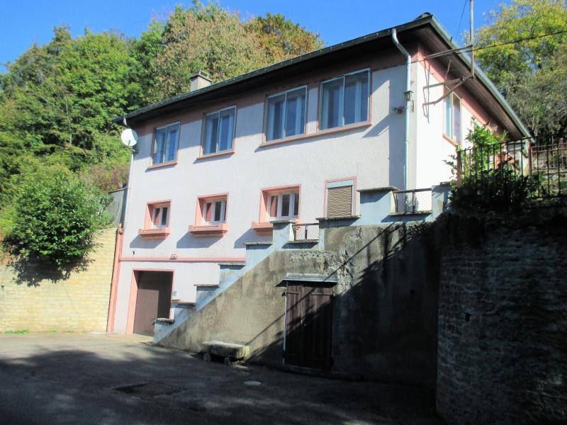 Maison à vendre F5 à Moutiers