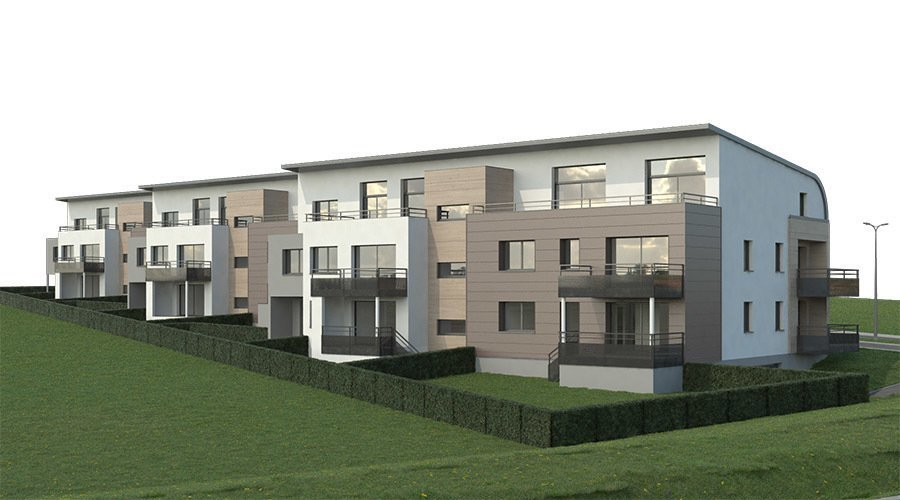 acheter appartement 3 pièces 65.8 m² thionville photo 2