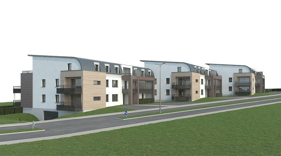 acheter appartement 3 pièces 65.8 m² thionville photo 3