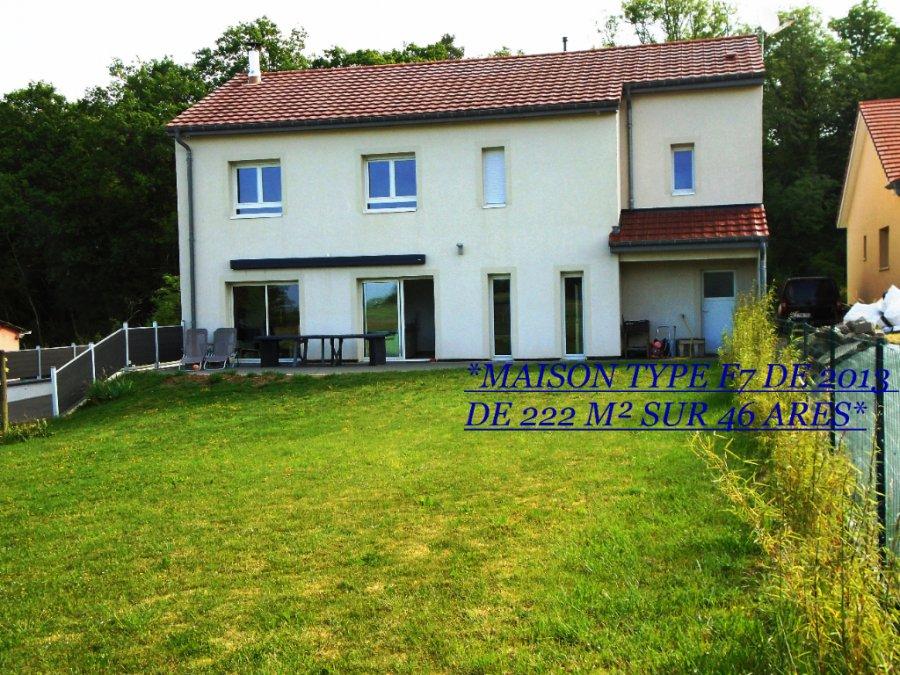 acheter maison 7 pièces 222 m² metz photo 1