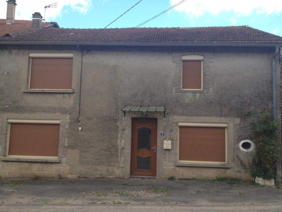 Maison à vendre F5 à Villers devant dun