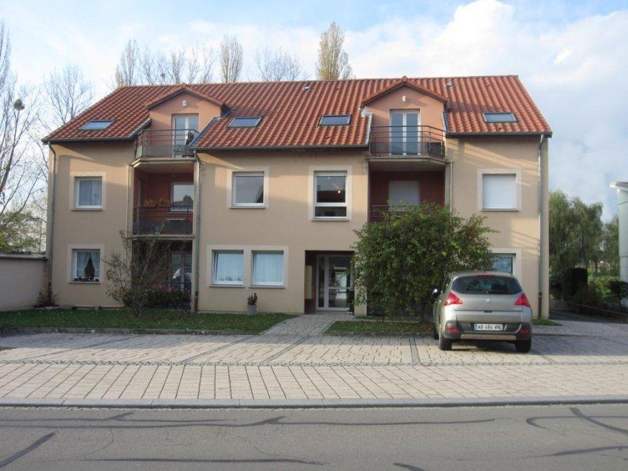 Appartement à Basse-ham