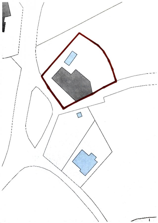 Terrain constructible à vendre à Saeul