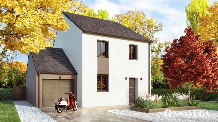 ▷ Haus kaufen • Courcelles-Chaussy • 83 m² • 209.890 € | atHome