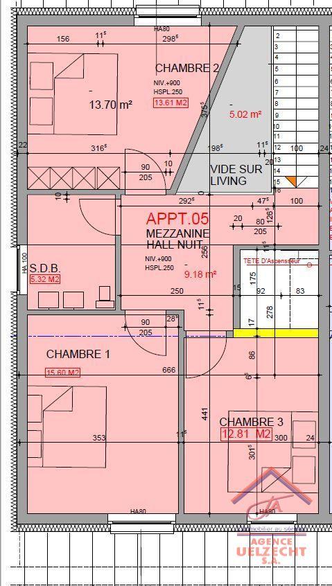 acheter appartement 3 chambres 145.58 m² kayl photo 3