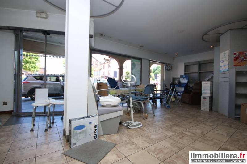 acheter entrepôt 0 pièce 138 m² étival-clairefontaine photo 3