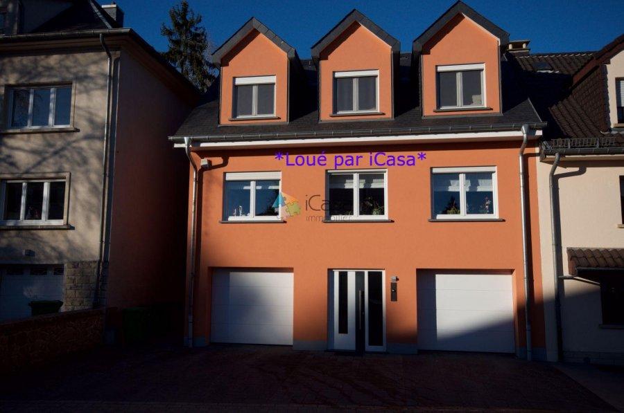 Maison individuelle à louer 5 chambres à Bereldange