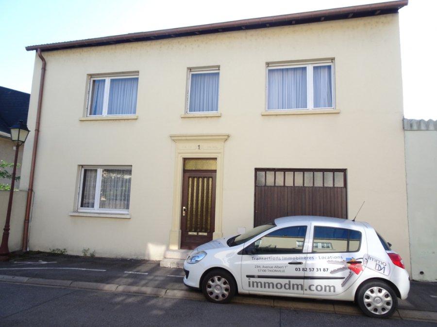 Maison à vendre F7 à Manom