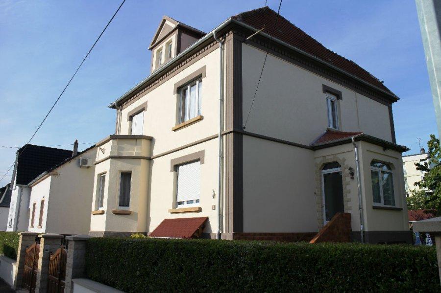Maison individuelle en vente rombas 180 m 362 000 for Vente maison individuelle rombas