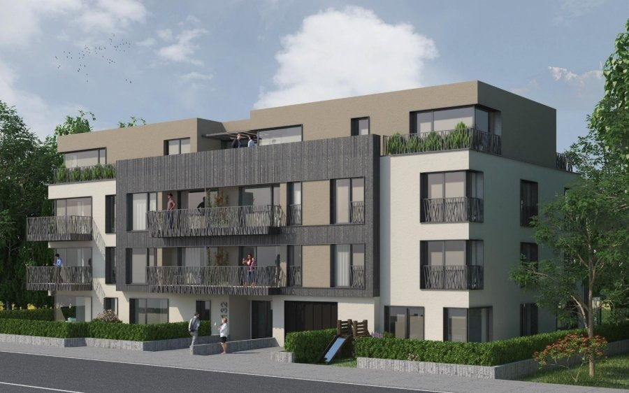 wohnung kaufen 1 schlafzimmer 67.38 m² luxembourg foto 1