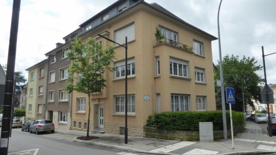 Immeuble de rapport à vendre à Luxembourg-Belair