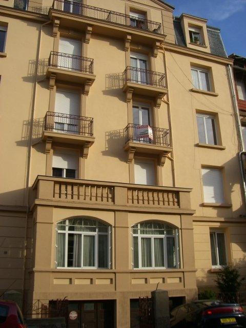 Appartement à louer F2 à Metz-Sainte-Thérèse
